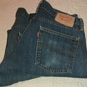 Men's 514 and 517 Levi jeans